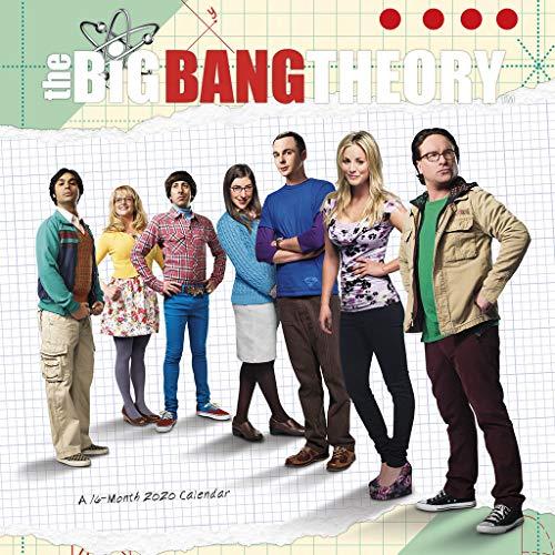 The Big Bang Theory 2020 Wall Calendar (Big Bang Theory Wall Art)