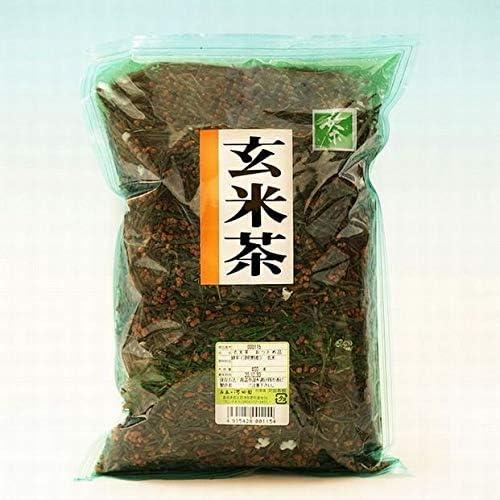 河田園 津和野の玄米茶400g 【島根県】【津和野町直地】