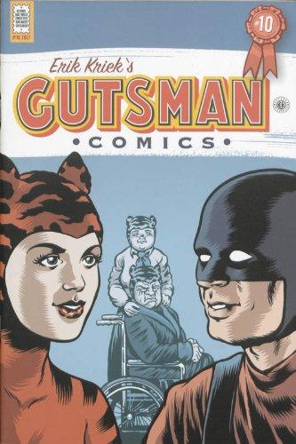 Gutsman comics 10 Erik Kriek