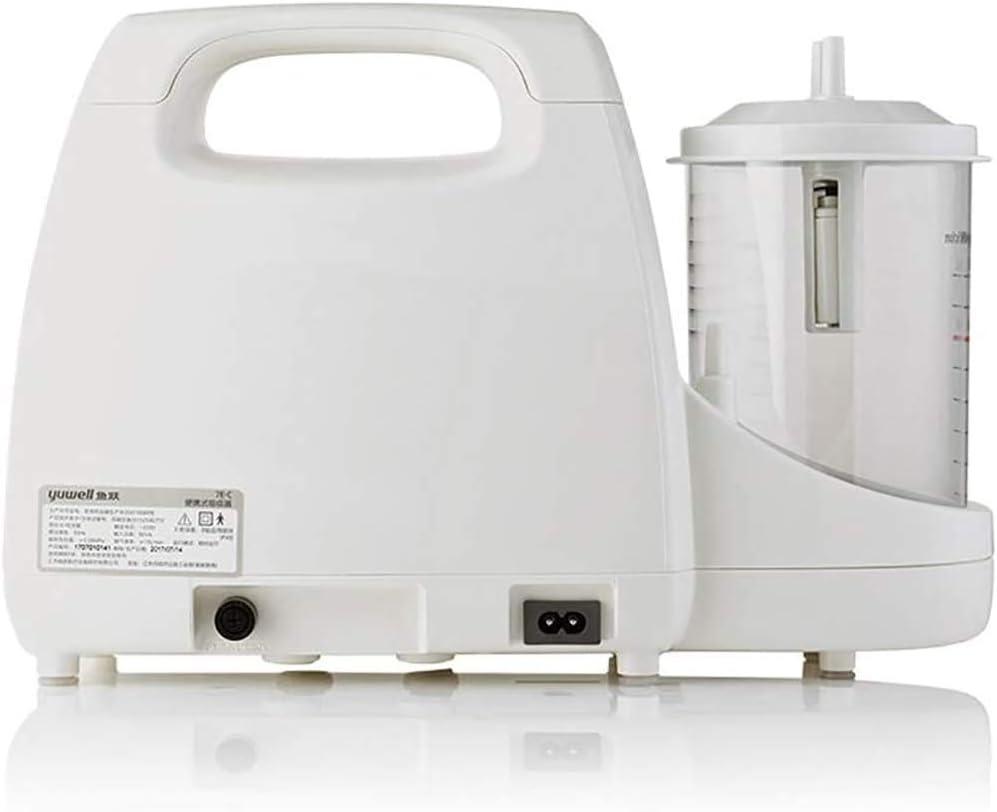 FEENGG Aspirador Quirurgico de secreciones portátil aspiración, eléctrico Aspirador de secreciones y flemas,220v: Amazon.es: Deportes y aire libre