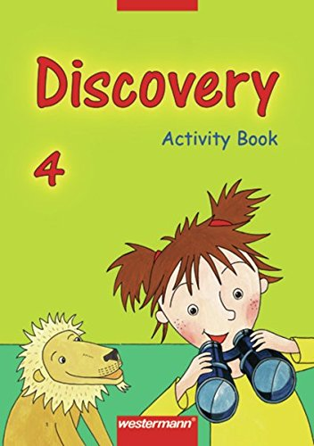 Discovery - Ausgabe 2005: Activity Book 4 (Discovery 3 - 4, Band 6)