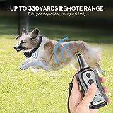 PATPET Dog Training Collar- Dog Shock Collar with