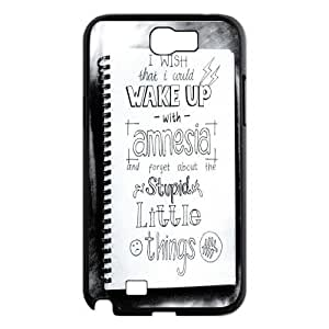 High Quality Phone Back Case Pattern Design 15SOS Esquisite Design- For Samsung Galaxy Note 2 Case