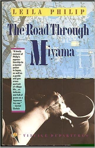 Road Through Miyama by Leila Philip (1991-01-30)