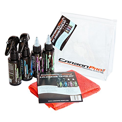 Carbon Pro Starter Kit Lube Cleaner (15/Box) by Carbon Pro (Image #1)
