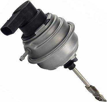 Druckwandler Turbolader 792290 03L253016M f/ür VW T5 Transporter 2.0TDI 84HP 102HP 140HP CAAA CAAB CAAC Turbo Turbolader Abfallegate Aktor
