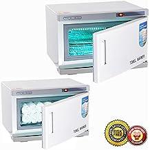 New 16L 2 in 1 UV Light Hot Facial Spa Towel Sterilizer Salon Cbt Warmer Heater