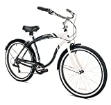 Kent Oakwood Mens Cruiser Bike, 26-Inch