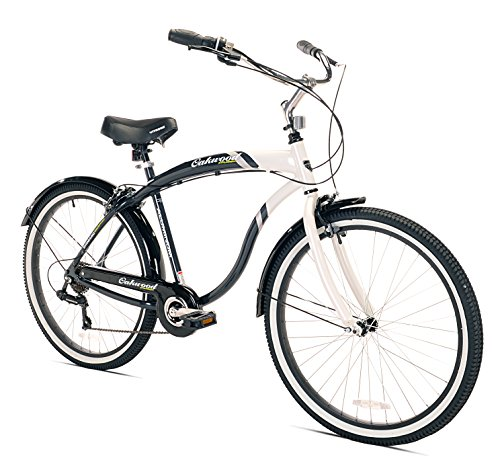 Kent Oakwood Mens Cruiser Bike, 26-Inch