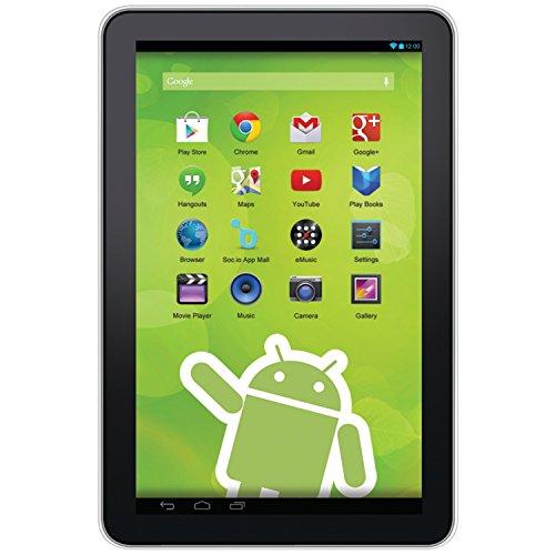 "ZEKI 10"" Android 4.3 Quad-Core Google Tablet (TBQG1084B)"