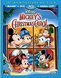 Mickey's Christmas Carol, 30th Anniversary  Edition (Blu-ray/DVD + Digital Copy)