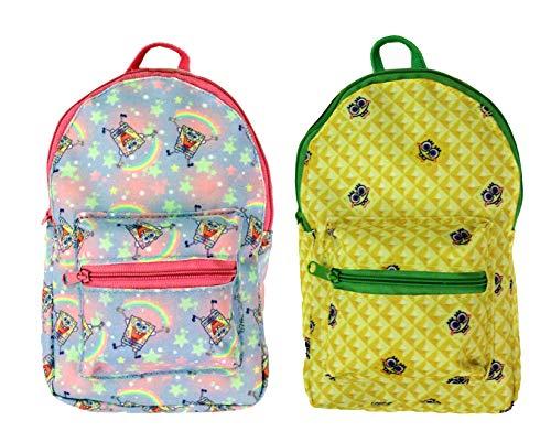 Nickelodeon's Spongebob Squarepants Back Pack Pencil Pouch, 9
