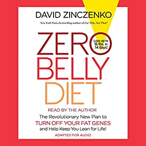 Zero Belly Diet Audiobook