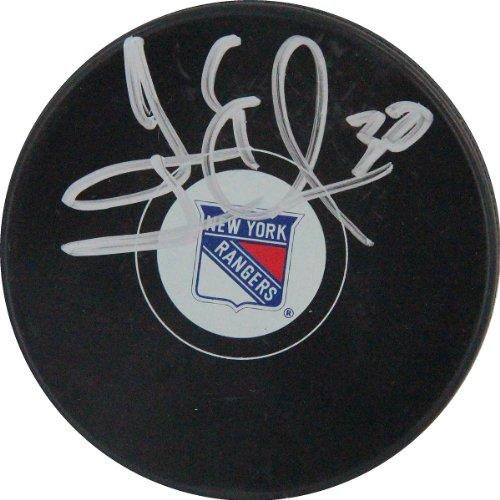 Steiner Sports NHL New York Rangers Henrik Lundqvist New York Rangers Autograph ()
