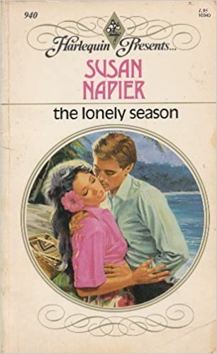 Book The Lonely Season (Harlequin Presents, No 940) – November 1, 1986