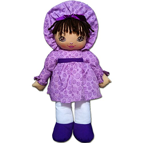 Anico Well Made Play Doll For Children Sweetie Mine, Hispanic, 15