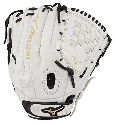 Mizuno GMVP1200PF3W MVP Prime Fastpitch Softball Gloves, 12
