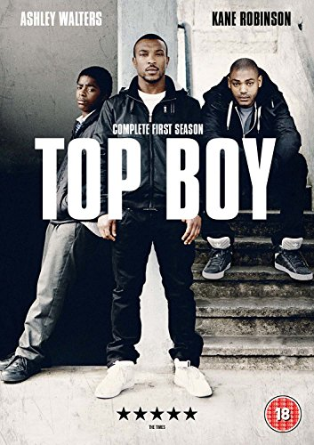 Top Boy (Complete Season 1) - 2-DVD Set ( Top Boy - Complete Season One ) [ NON-USA FORMAT, PAL, Reg.2 Import - United Kingdom ]