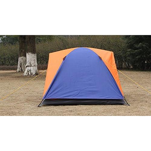 Tente Campante Extérieure, Protection Solaire Anti-pluie Tente De Voyage été