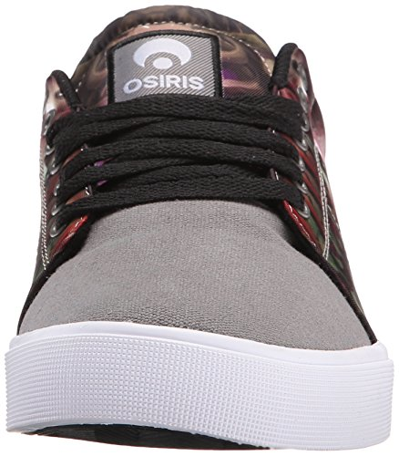 OSIRIS Skateboard Shoes REBOUND VLC GRAY/BLACK/ZOMBIE Size 8