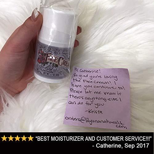 51kx9yZjSaL - Face Cream Moisturizer (1.7 OZ) Natural Anti Aging Skin Care