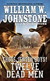 img - for Twelve Dead Men (Those Jensen Boys!) book / textbook / text book