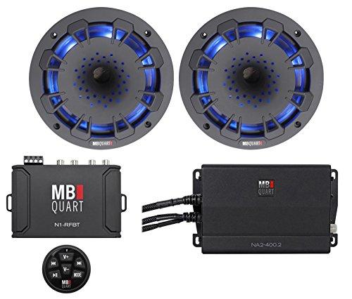 Mb Quart Amps - 1