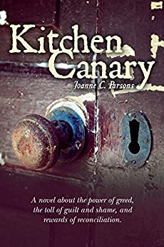Kitchen Canary by [Parsons, Joanne]