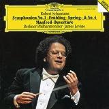 "Schumann: Symphonies No.1 in B Flat Major, Op. 38 ""Spring"" & No. 4 in d Minor, Op. 120; Manfred Overture"