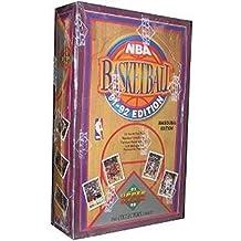 1991-92 Upper Deck NBA Basketball Cards Box (36 pkgs)
