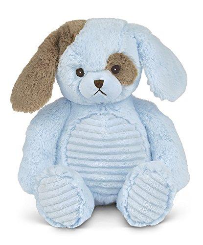 Waggles Hugs-A-lot Stuffed Animal Blue Puppy Dog by Bearington Baby 14