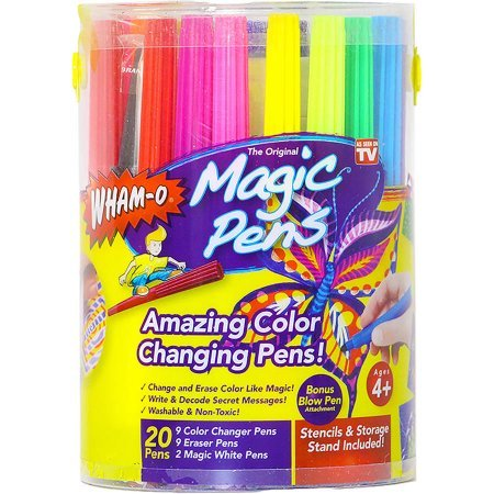 Magic Pens Washable And Non-Toxic