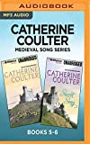 Catherine Coulter Medieval Song Series: Books 5-6: Earth Song & Secret Song