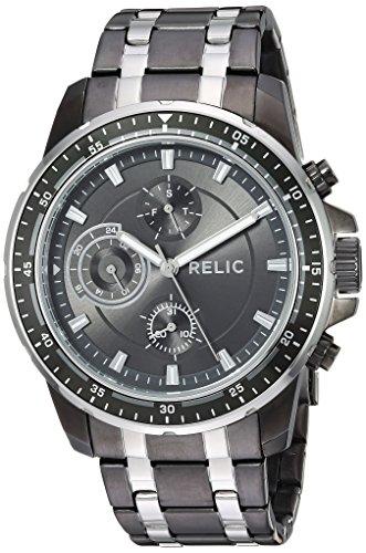 (Relic by Fossil Men's Heath Stainless Steel Quartz Watch ((Model:)