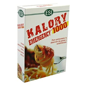 Amazon.com: ESI Kalory Emergency 1000 24 ovalette by ESI Spa ...