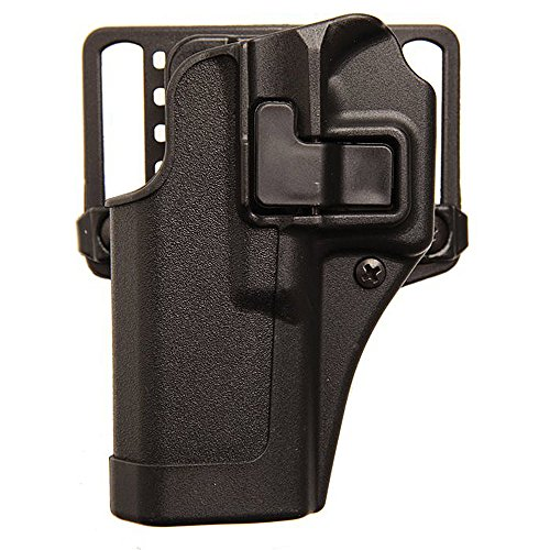 BlackHawk CQC SERPA Holster with Belt and Paddle Attachment