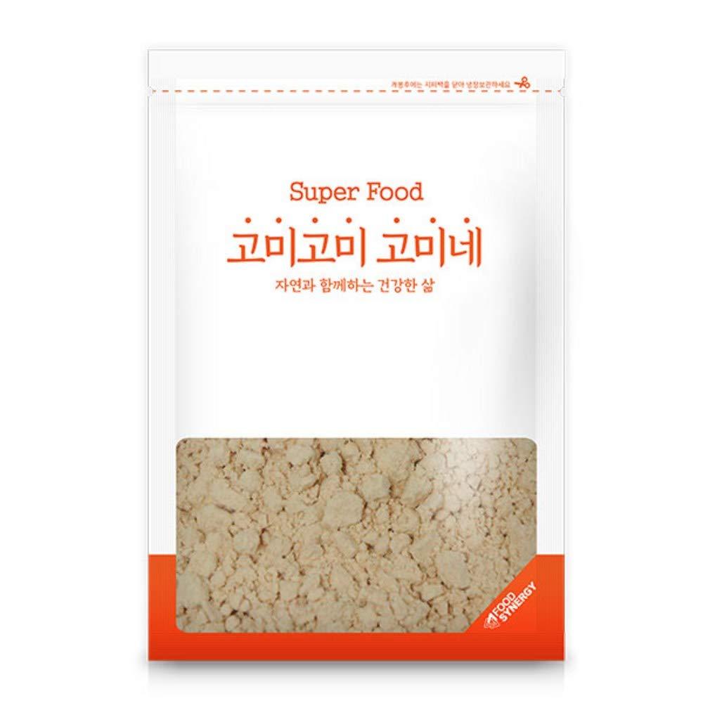 Go-mi-ne harina de soja tostada 17.64 oz, 1ea