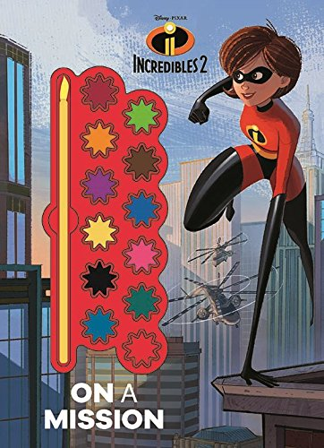 Disney Pixar Incredibles 2 on a Mission