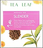 2-Pack of All Natural Energy Diet Slim Fasting Weight Loss Slimming Skinny Green Tea Mate Fennel Dandelion Rooibos Tea