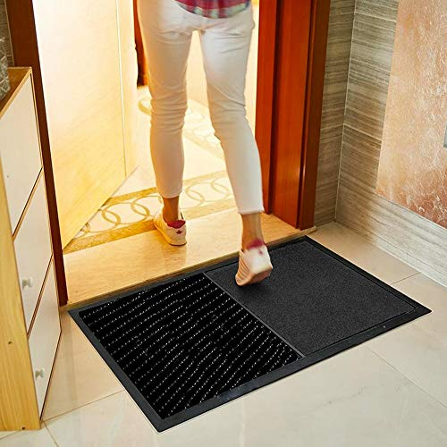 Sanitizer mat for Shoe Soles disinfecting Tray for Office Hospital School Entrance