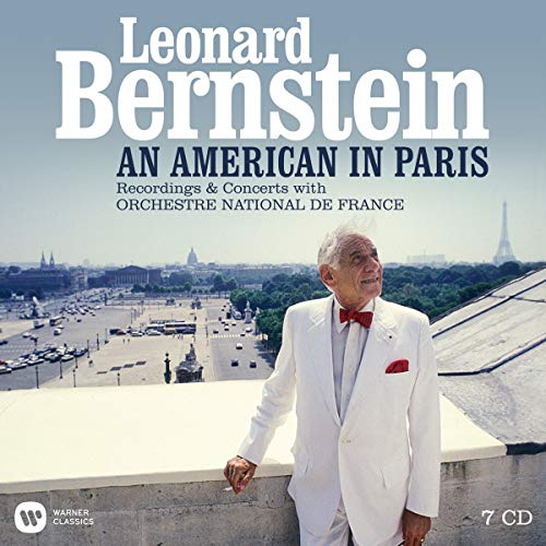 An American in Paris (Boxset with the Orchestre National de France - 100th Anniversary on August 25th)(7CD) (Best Symphony Orchestras In Us)