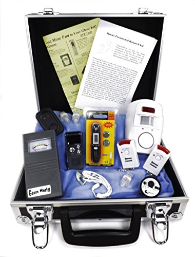 The Original Ghost Hunting Kit by (Ghost Kit)