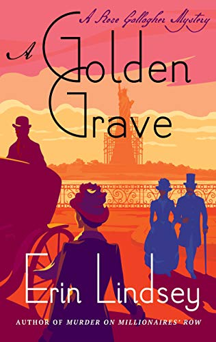 Book Cover: A Golden Grave: A Rose Gallagher Mystery