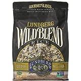 Lundberg Wild Blend, Gourmet Blend of Wild and Whole Grain Brown Rice, Gluten Free , 4LB