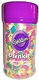 valentines baking sprinkles - Confetti Multi-Colored Sprinkle Valentine Hearts