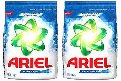 - Ariel Laundry Detergent, 2 Pack