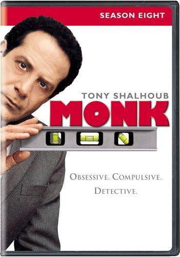 VHS : Monk: Season 8