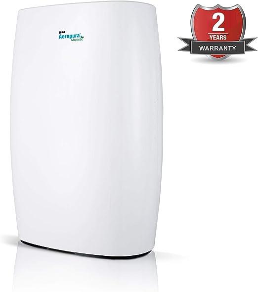 Purificador de aire medio/grande HEPAPHER, filtro UV, generador de ...