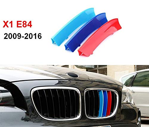 Pack of 7,Colorful TOOPONE ABS Front Grill Mesh Grille Insert Kit for 2015-2017 Jeep Renegade Unlimited