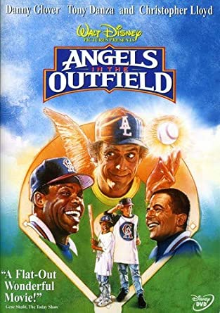 4c10ecbdd91 Amazon.com  Angels In The Outfield  Danny Glover